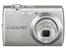 【中古】Nikon デジタルカメラ COOLPIX (クールピクス) S220 ソフトシルバー S220SL