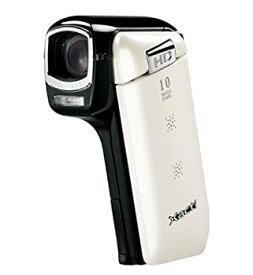 【中古】SANYO デジタルムービーカメラ Xacti ザクティ DMX-CG11 ホワイト DMX-CG11(W)