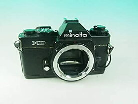 【中古】minolta XD ブラック