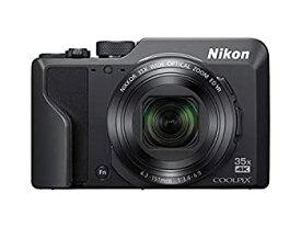 【中古】Nikon デジタルカメラ COOLPIX A1000 BK 光学35倍 ISO6400 アイセンサー付EVF クールピクス ブラック A1000BK