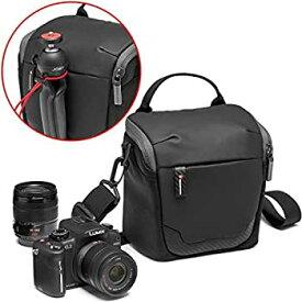 【中古】ヴァイテックイメージング Manfrotto カメラバック MA2 ショルダーバッグ S ブラック レインカバー 2.9L MB MA2-SB-S