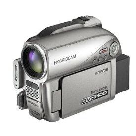 【中古】日立製作所 DVD+HDDビデオカメラ[ハイブリッドカム Wooo] DZ-HS903