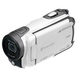 【中古】グリーンハウス 2.5型液晶搭載 HDデジタルビデオカメラ GHV-DV25HDA ホワイト