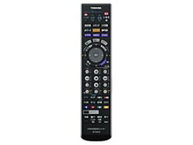 【中古】東芝 VTR&HDD&DVDレコーダー用リモコン SE-R0249(79102057)