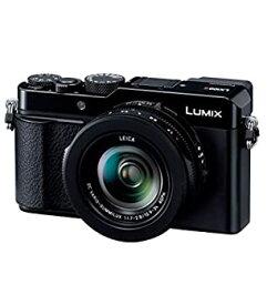 【中古】パナソニック コンパクトデジタルカメラ ルミックス LX100M2 4/3型センサー搭載 4K動画対応 DC-LX100M2