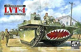 【中古】AFVクラブ 1/35 LVT-4 ウォーターバッファロー (初期型) プラモデル