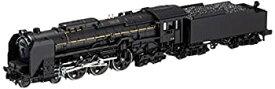 【中古】KATO Nゲージ C62 常磐形 ゆうづる牽引機 2017-6 鉄道模型 蒸気機関車