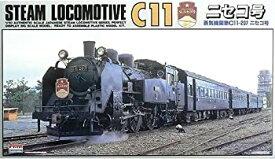 【中古】マイクロエース 1/50 蒸気機関車 C11-207 ニセコ