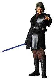 【中古】RAH リアルアクションヒーローズ スター・ウォーズ アナキン・スカイウォーカー REVENGE OF THE SITH version 1/6スケール ABS&ATBC-PVC製 塗装