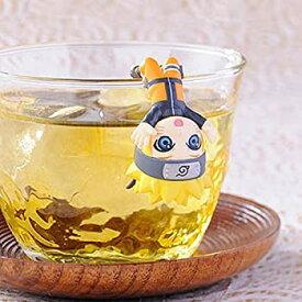 【中古】お茶友シリーズ NARUTOナルト疾風伝 木ノ葉のブレイクタイム 1:うずまきナルト メガハウス BOXフィギュア