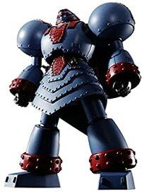 【中古】スーパーロボット超合金 ジャイアントロボ THE ANIMATION VERSION 約150mm ABS&PVC&ダイキャスト製 塗装済み可動フィギュア