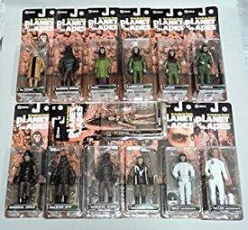 【中古】メディコムトイ 猿の惑星 ULTRA DETAIL FIGURE 13種セット PLANET OF THE APES