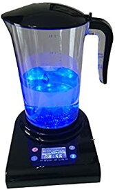 【中古】日本水素水協会認定 水素水生成器、水素水サーバー【ヘルスメーカー】ブラック