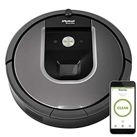 【中古】iRobot Roomba 960 Robotic Vacuum Cleaner