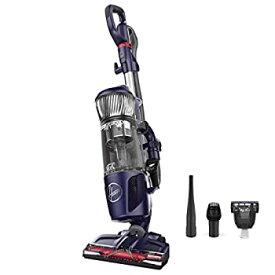 【中古】Hoover Power Drive Pet Bagless Multi Floor Upright Vacuum Cleaner with Swivel Steering, UH74210PC, Purple 141[並行輸入品]