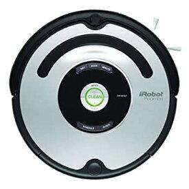 【中古】iRobot Roomba 自動掃除機 ルンバ560 ブラック/シルバー