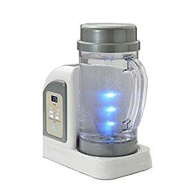 【中古】水素水生成器 ルルドハイドロフィクス+水素ガス吸入スタートセット
