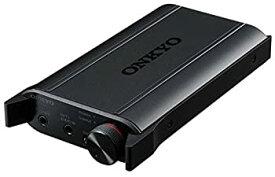 【中古】ONKYO DAC-HA200 ポータブルヘッドホンアンプ ハイレゾ対応 ブラック DAC-HA200(B)