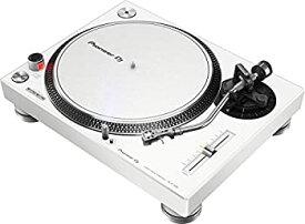 【中古】Pioneer DJ ダイレクトドライブターンテーブル PLX-500-W