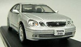 【中古】アシェット 国産名車コレクション1/43 ( 模型のみ )VOL.128 トヨタ アリスト (2001)