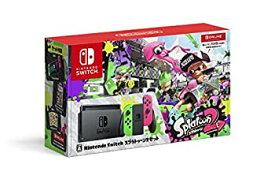 【中古】Nintendo Switch スプラトゥーン2セット Nintendo Switch Online