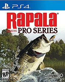 【中古】Rapala Fishing Pro Series (輸入版:北米) - PS4