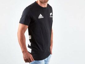 ラグビー オールブラックス ニュージーランド代表 RWC パフォーマンス Tシャツ ブルー メンズ レディース ユニセックス 日本規格