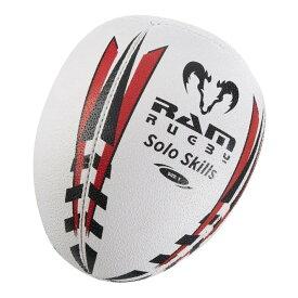 リバウンド ラグビー トレーニング ボール リフレックス 壁あて Reflex Rebounder Rugby Training Ball VX3 ワンサイズ one size 練習用 パス練 スローイン