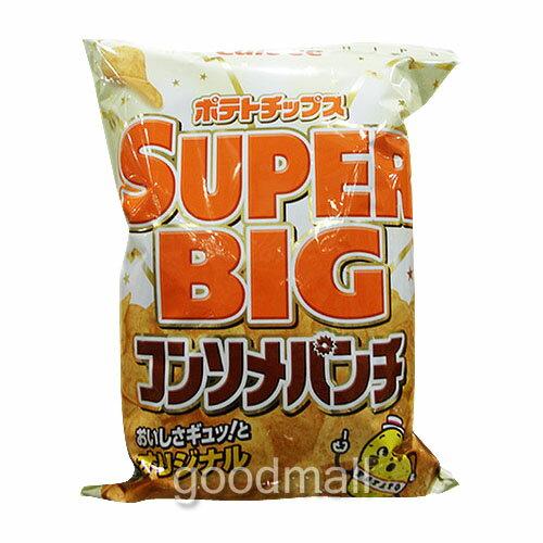 ■コストコ■【カルビー】ポテトチップス コンソメパンチ 500g