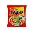 関東送料無料*韓国食品*もちもちした太麺、海鮮うどん風の農心 ノグリラーメン【1BOX 40個入り】【同梱不可】