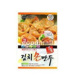 *韓国食品*【クール便・冷凍】チョンマル手作り キムチ餃子 420g【ラッキーシール対応】