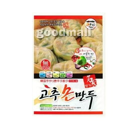 *韓国食品*【クール便・冷凍】チョンマル手作り 唐辛子餃子 420g【ラッキーシール対応】