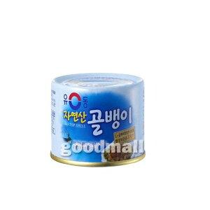 *韓国食品* 自然産 つぶ貝 缶詰 140g ★goodmall★