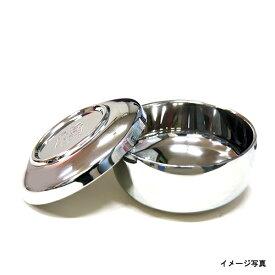 *韓国食品*ECOステンレス二重構造茶碗(蓋付き)★goodmall_韓国食器・韓国冷麺・業務用★