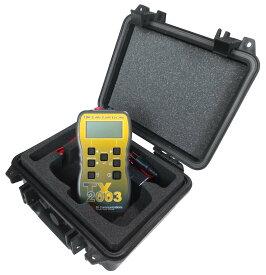 TX2003RC TDRケーブル診断・測長機 充電式