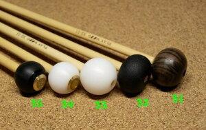 PLAY WOOD Keyboard Mallet Orchestra Series XG 安江佐和子プロデュース 木琴・鉄琴用マレット (XG-31 シロフォン)
