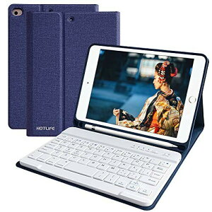 iPad mini5/ mini4キーボードケース mini 4/5対応キーボードカバー 着脱式キーボードスタンド機能付き アップルペンシル収納可能 分離式 アイパッド MINI 4/MINI 5 7.9インチ ケース プロ キーボー