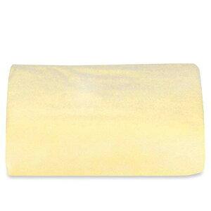 (ケラッタ) 防水 おねしょシーツ 綿100%選べる3色 (シングル 100cm×200cm, イエロー)