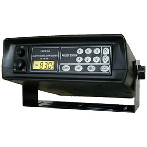 ESPERIA エスペリア AM/FMモノラルチューナー:KRH-M69NHSB (防滴ケース入り/マイナスカット車仕様)