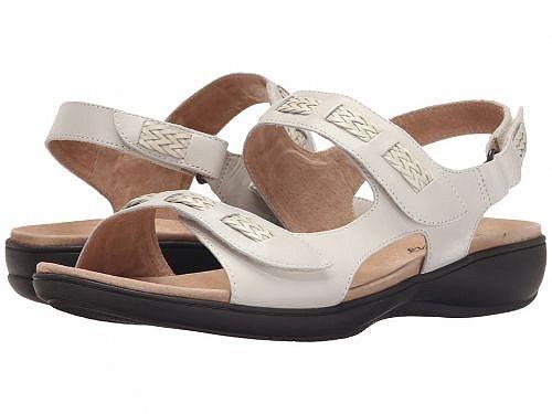 Trotters トロッターズ レディース 女性用 シューズ 靴 サンダル Trotters トロッターズ Kip - Off-White Vegetable Calf Leather