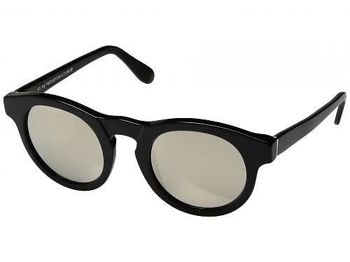 Super スーパー メガネ 眼鏡 サングラス Super スーパー Boy 50mm - Black/Ivory