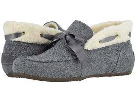 送料無料 バイオニック VIONIC レディース 女性用 シューズ 靴 スリッパ Shirley - Charcoal