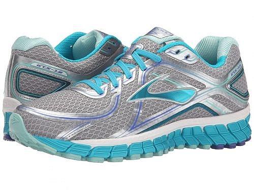 Brooks ブルックス レディース 女性用 シューズ 靴 スニーカー 運動靴 Brooks ブルックス Adrenaline GTS 16 - Silver/Bluebird/Blue Tint