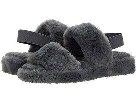 送料無料 アン クライン Anne Klein レディース 女性用 シューズ 靴 スリッパ Laylah Slipper - Grey/White