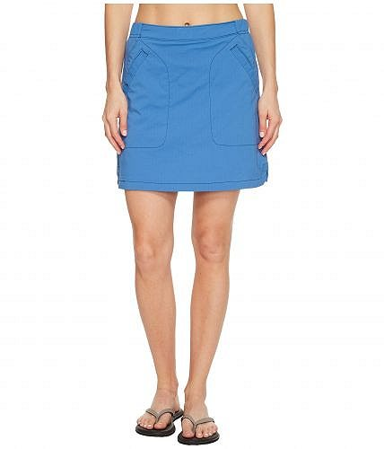 Woolrich ウールリッチ レディース 女性用 ファッション スカート Woolrich ウールリッチ Daring Trail Skort - Lapis