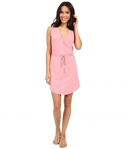 Alternative オルタネイティブ レディース 女性用 ファッション ドレス Alternative オルタネイティブ Waist Tie Mini Dress - Eco True Dixie Pink