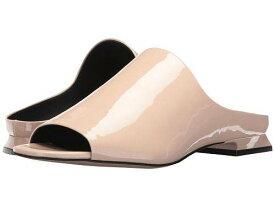 送料無料 カルバンクライン Calvin Klein レディース シューズ 靴 サンダル 女性用 Mabel - Sheer Satin Patent