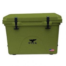 Orca Coolers Orca Hard Sided 58-Quart Classic Cooler Green アウトドア 釣り クーラーボックス【送料無料】【代引不可】【あす楽不可】