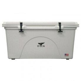 ORCA オルカ 75-Quart Hard Sided Classic Cooler White アウトドア 釣り クーラーボックス【送料無料】【代引不可】【あす楽不可】