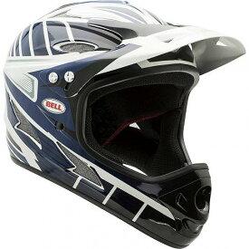 Bell ベル Exodus Full-Face Bike ヘルメット w/ Chinbar Black/Blue/White ユース用 8+ 子供用 自転車 ヘルメット【送料無料】【代引不可】【あす楽不可】